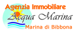 Logo Immobliare acquamarina Cell